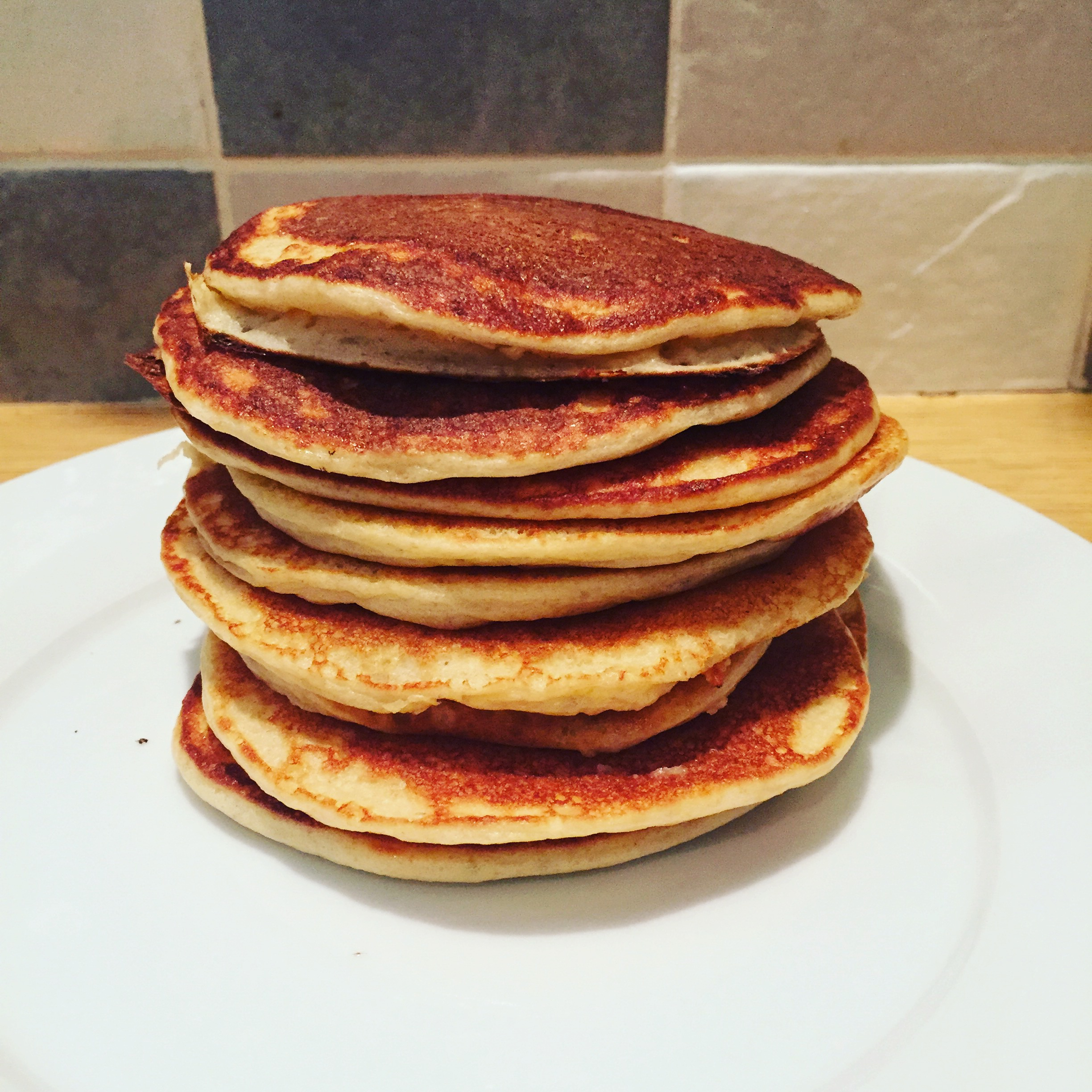 how to make american pancakes